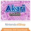 Akari by Nikoli (3DS) game cover art