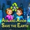 Ava and Avior Save the Earth (3DS) game cover art