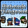 Alchemic Dungeons (3DS) game cover art