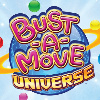 Bust-A-Move Universe (3DS) game cover art
