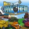 Brave Tank Hero (3DS) game cover art