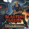 Blasting Agent: Ultimate Edition (3DS) game cover art