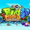 Bird Mania Christmas 3D (3DS) game cover art