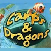 Carps & Dragons (3DS) game cover art