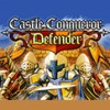 Castle Conqueror Defender (3DS) game cover art