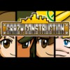 Crazy Construction (3DS) game cover art