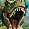 Combat of Giants: Dinosaurs 3D (3DS) game cover art