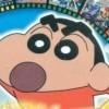 Crayon Shin-chan: Arashi o Yobu Kasukabe Eiga Stars! artwork