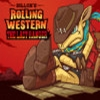 Dillon's Rolling Western: The Last Ranger artwork