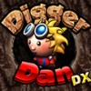 Digger Dan DX (3DS) game cover art