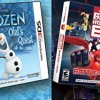 Disney 2-Pack (Frozen: Olaf's Quest/Big Hero 6: Battle in the Bay) (3DS) game cover art