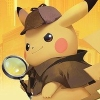 Detective Pikachu (3DS) game cover art