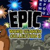 Epic Word Search Collection 2 (3DS) game cover art