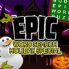 Epic Word Search Holiday Special (3DS) game cover art