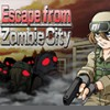 Escape From Zombie City artwork