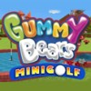 Gummy Bears: Mini Golf (3DS) game cover art
