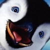 Happy Feet Two: The Videogame (3DS) game cover art