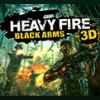 Heavy Fire: Black Arms 3D artwork