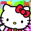 Hello Kitty Picnic with Sanrio Friends (3DS) game cover art