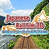Japanese Rail Sim 3D: Journey in Suburbs #1 Vol. 3 (3DS) game cover art