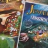 Jewel Link Double Pack: Safari Quest & Atlantic Quest (3DS) game cover art