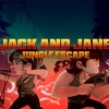 Jack and Jane Jungle Escape (XSX) game cover art