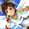 Kid Icarus: Uprising (3DS) artwork