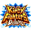 Kirby Fighters Deluxe (3DS) game cover art