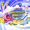 Kirby's Blowout Blast artwork