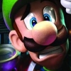 Luigi's Mansion: Dark Moon (3DS) game cover art