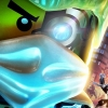 LEGO Ninjago Nindroids (3DS) game cover art