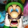 Luigi's Mansion artwork