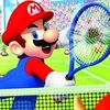 Mario Tennis Open artwork