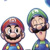 Mario & Luigi: Dream Team artwork