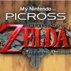 My Nintendo Picross: The Legend of Zelda - Twilight Princess (3DS) game cover art