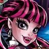 Monster High: New Ghoul in School (3DS) game cover art