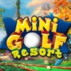Mini Golf Resort (3DS) game cover art