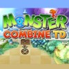 Monster Combine TD (3DS) game cover art