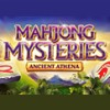 Mahjong Mysteries: Ancient Athena (3DS) game cover art