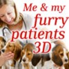 Me & My Furry Patients 3D (3DS) game cover art