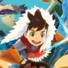 Monster Hunter Stories artwork