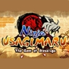 Ninja Usagimaru: The Gem of Blessings (3DS) game cover art
