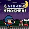 Ninja Smasher! (3DS) game cover art