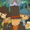 Professor Layton and the Azran Legacy (3DS) game cover art