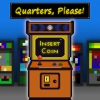 Quarters, Please! artwork