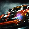Ridge Racer 3D (3DS) game cover art