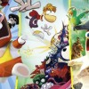 Rayman and Rabbids Family Pack artwork