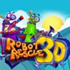 Robot Rescue 3D (3DS) game cover art