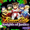 River City: Knights of Justice (3DS) artwork