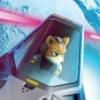 StarFox 64 3D (3DS) game cover art